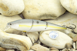 LUCKY CRAFT POINTER 125 SEXY CHARTREUSE SHAD