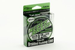 Плетеный шнур Sunline Super Braid