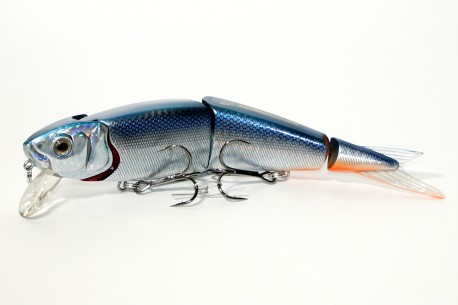Воблер SAVAGE GEAR 4PLAY HERRING LIPLURE 190SS 03 Blue Silver